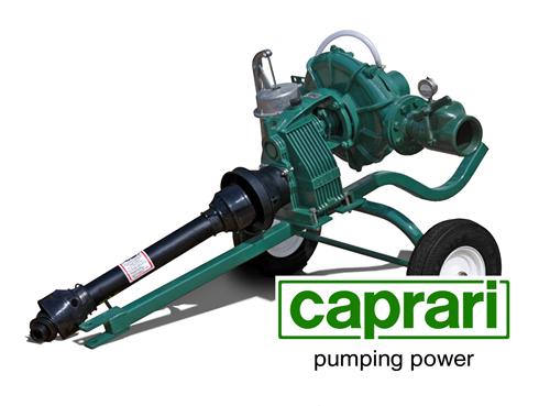 Caprari PTO Pumps - Irrigation