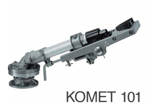 Komet Sprinkler 101