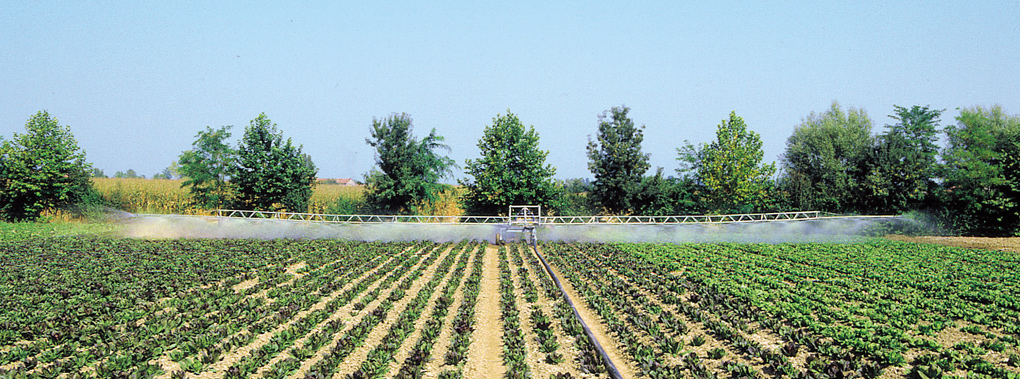 Irrigation Booms - Water Irrigation Equipment