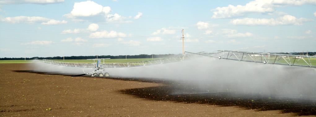 Irrigation Booms - Water Irrigation Equipment