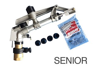 Senior Sprinkler 100